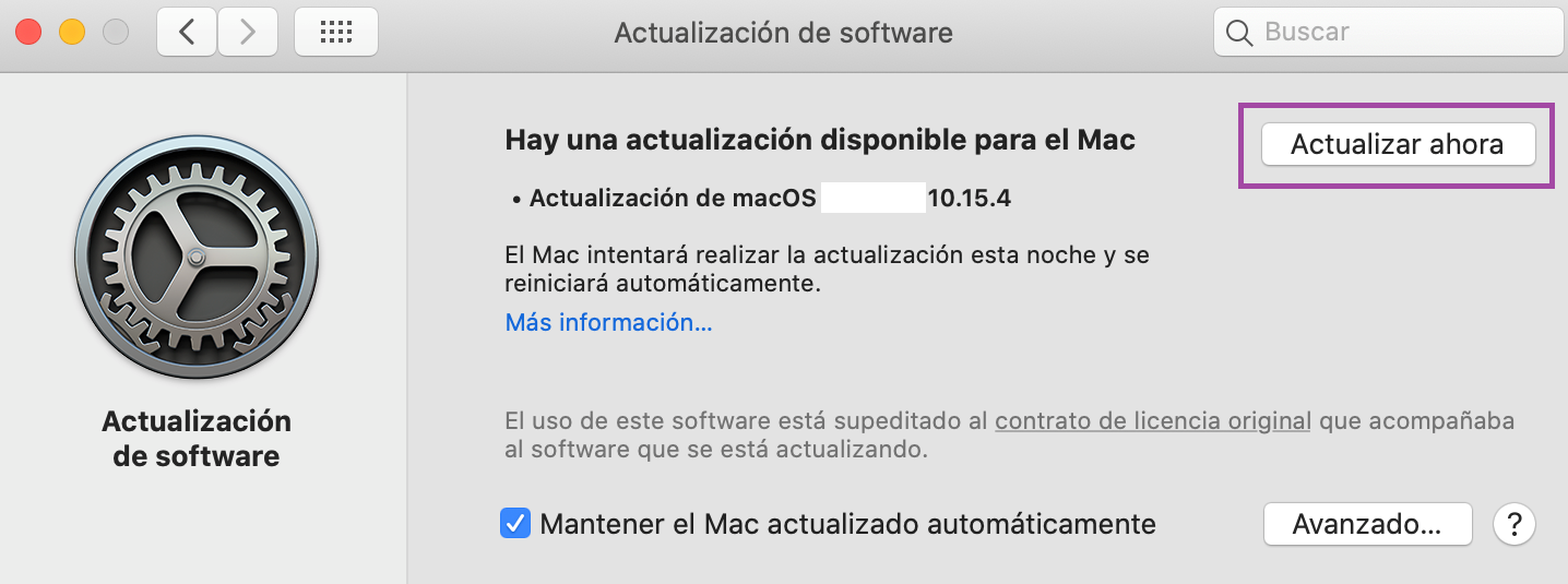 Act software 2 ok